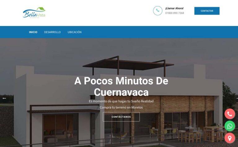 diseño web de inmobiliarias